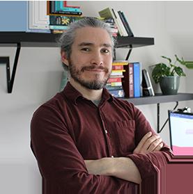 Derek Nolan - founder DogNotDuck